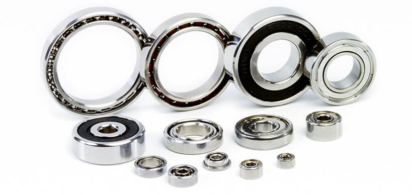 ball bearings. over than small ball bearings, minebea products range includes also rod end \u0026 spherical bearings: high performance precision bearings. bearings